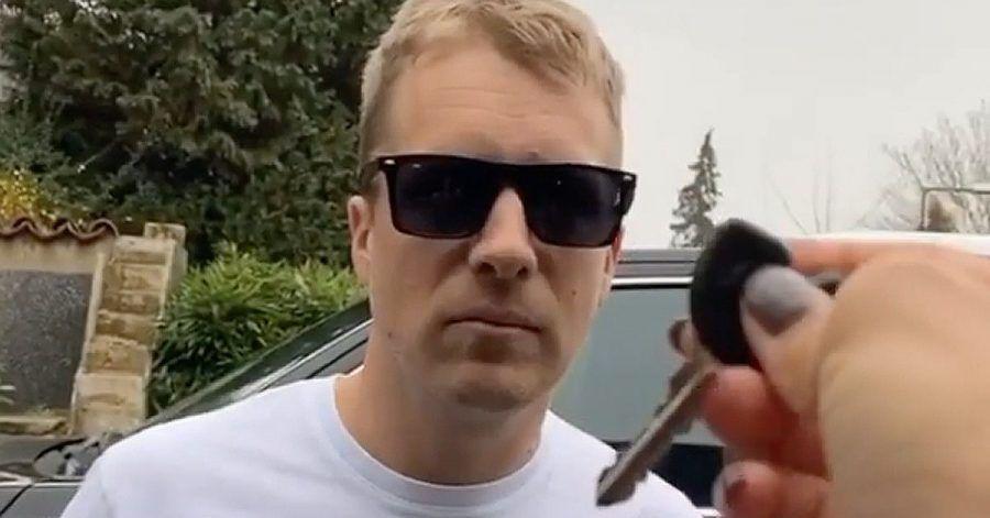 """Oliver Pocher verarscht Laura Müllers Autokauf für ihr """"Beeeeeby"""""""