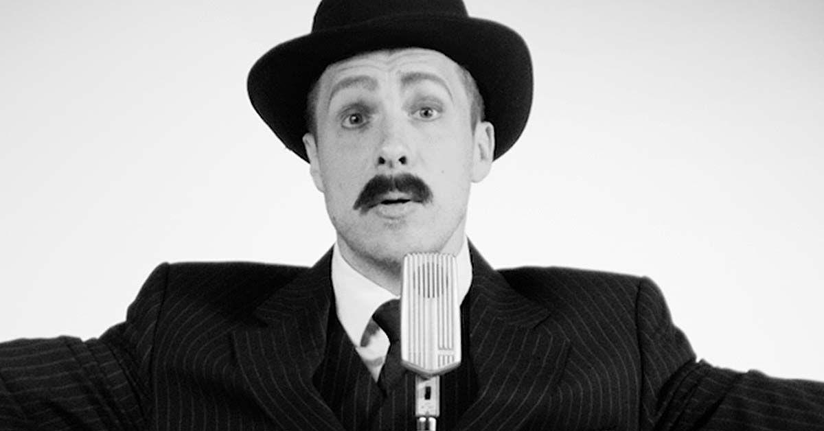 """Oliver Pocher ist """"Scatman"""" und macht sich über die 90er Jahre lustig"""