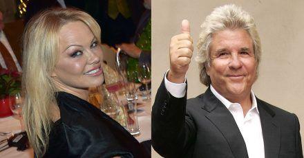 Pamela Anderson hat zum 5. Mal geheiratet. Und er ist nur 22 Jahre älter
