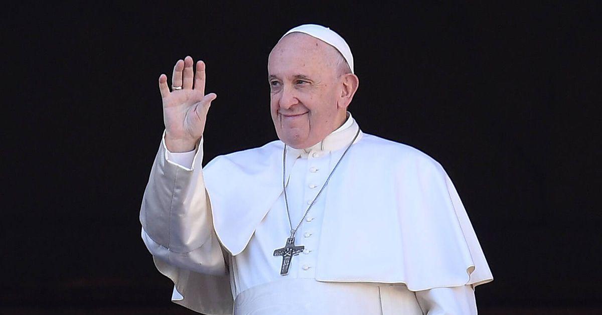 Papst Haut Frau