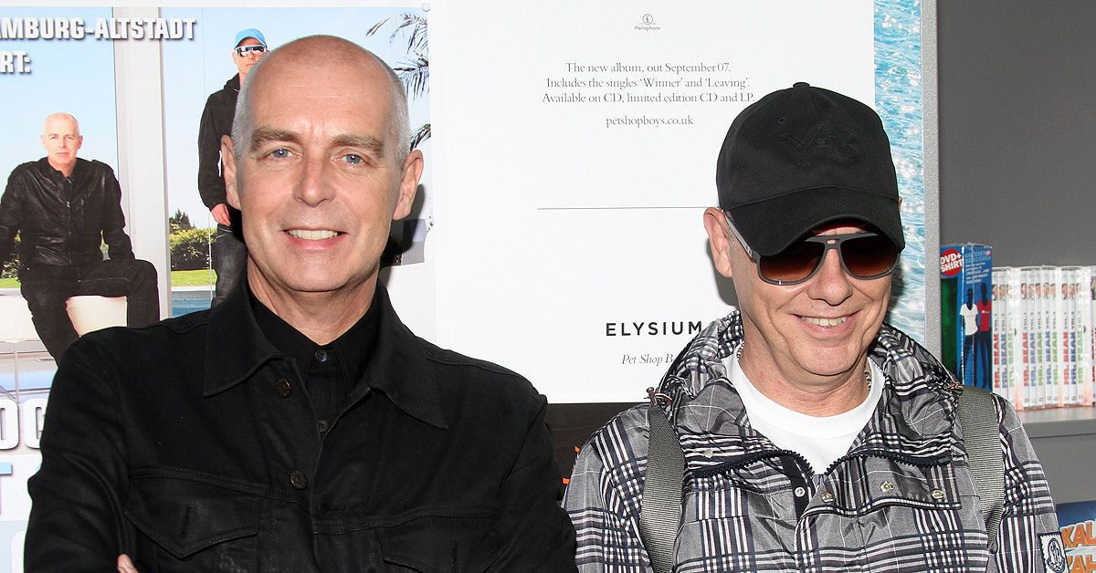 Pet Shop Boys über ihr produktives Apartment in Berlin