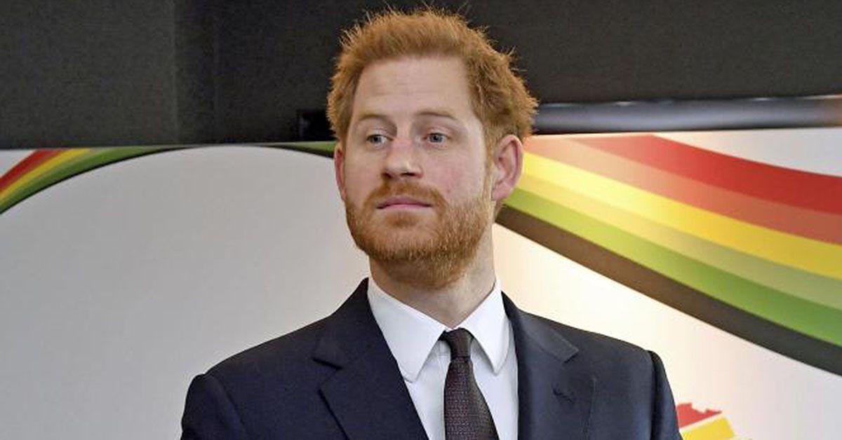 """Prinz Harry: """"Wir gehen nicht weg"""""""