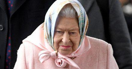 Die Queen cancelt Kaffeekränzchen 30 Minuten vorher