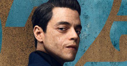 Rami Malek dankt dieser Frau für James Bond-Bösewicht-Rolle