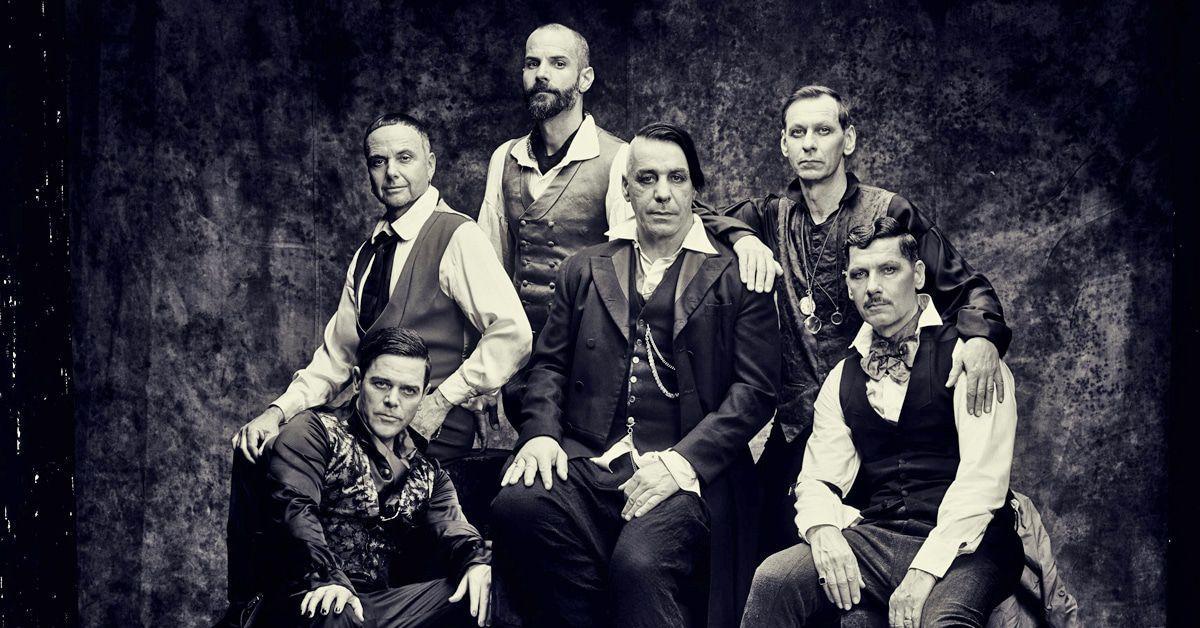 Rammstein: So spektakulär werben sie für ihre US-Tour