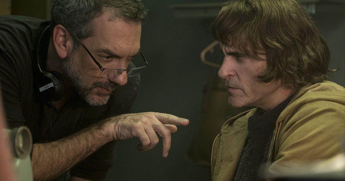 """Kinohit """"Joker"""": Regisseur geschockt von heftigem Gegenwind"""