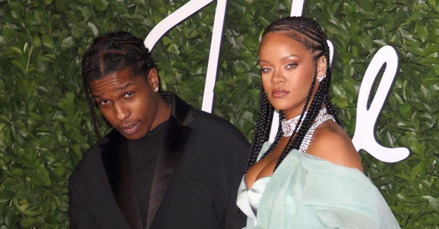 Rihanna ist wieder Single und feiert mit Ex ASAP Rocky