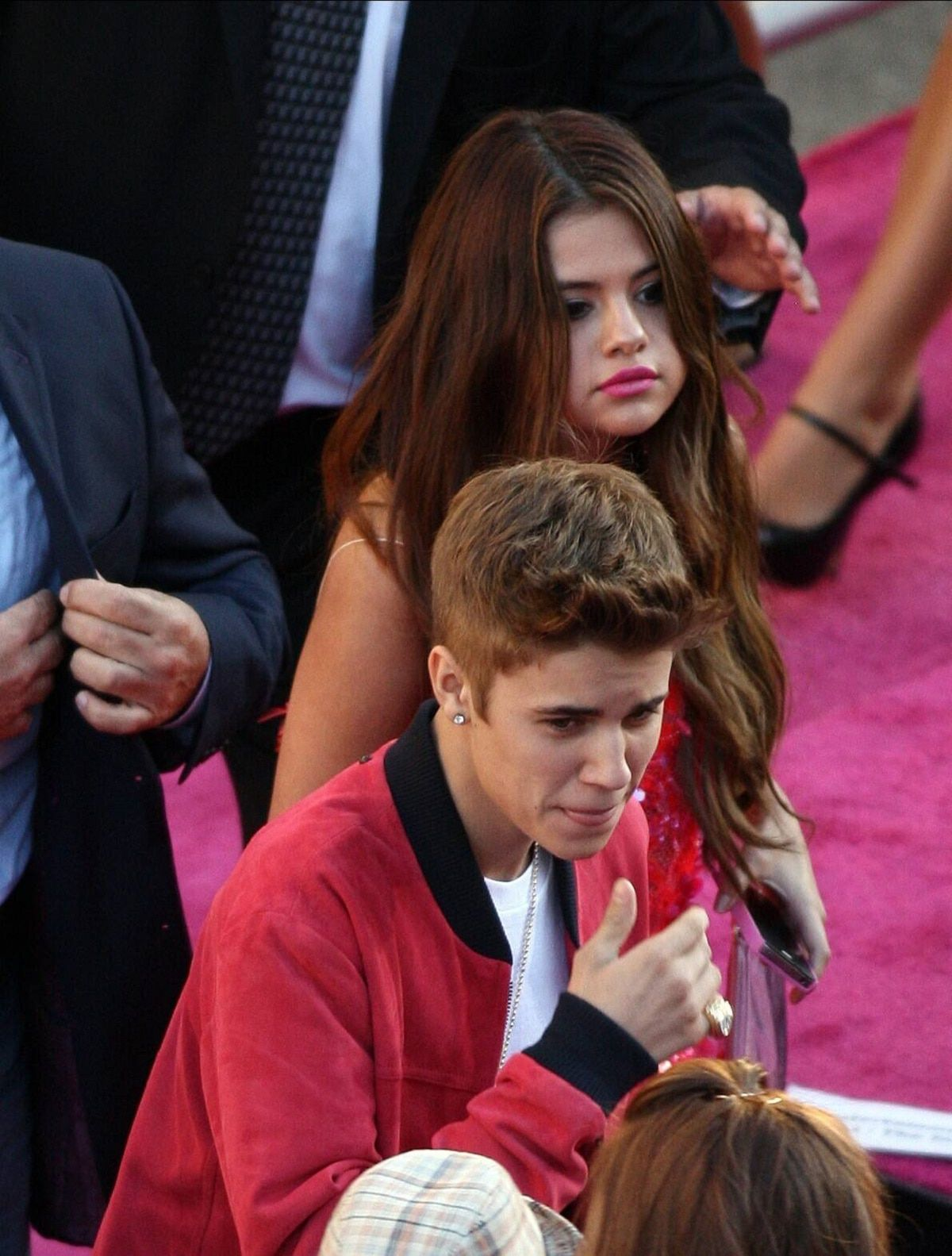 Selena Gomez sieht sich als Missbrauchsopfer von Justin Bieber