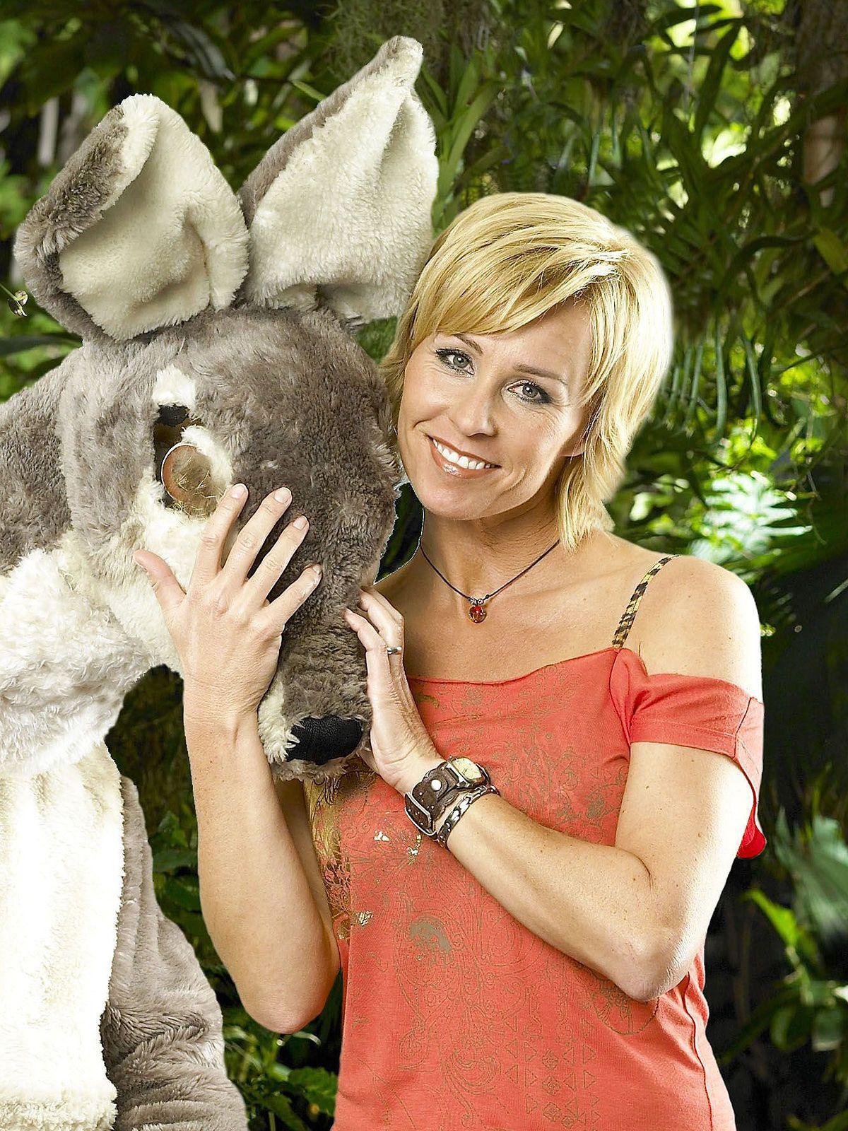 Sonja Zietlow: Ihr Dschungelcamp-Haupthaar im Wandel der Zeit