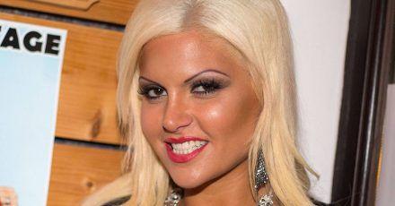 Sophia Vegas: So groß ist Tochter Amanda schon