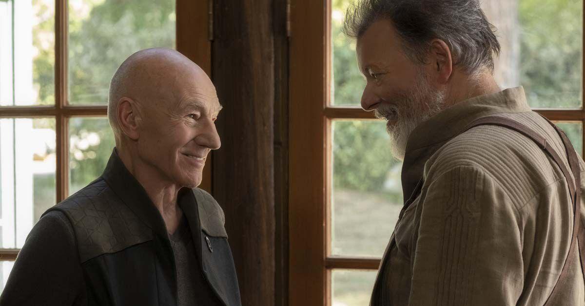 """""""Star Trek: Picard"""": Alles über die neue Serie mit Patrick Stewart"""