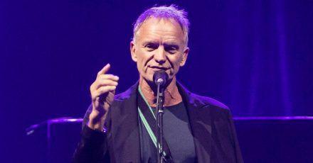"""Sting will kein Film über sein Leben: """"Es ist noch nicht vorbei!"""""""