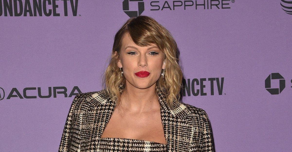Taylor Swift offenbart Essstörung