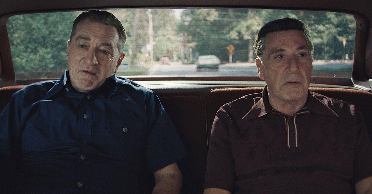 """""""The Irishman"""" bekommt nur einen Award - was sagt De Niro?"""