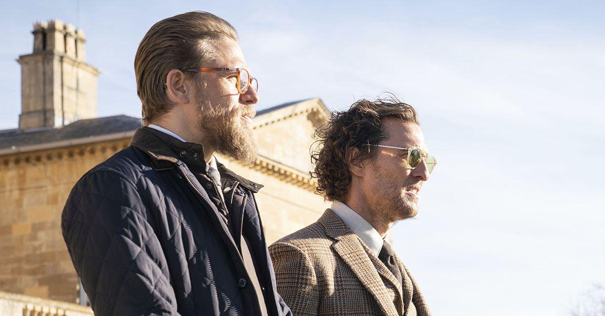 """Starbesetzung in """"The Gentlemen"""": Der neue Trailer!"""