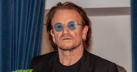 Worüber U2-Sänger Bono und Sohn Elijah privat nicht reden