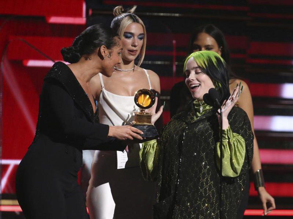 Grammys: Billie Eilish die große Siegerin - Gedenken an Kobe Bryant