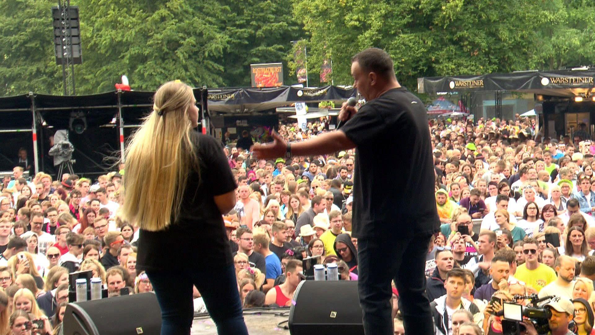 Silvia und Estefania Wollny: Muffensausen vor ihrer großen Show