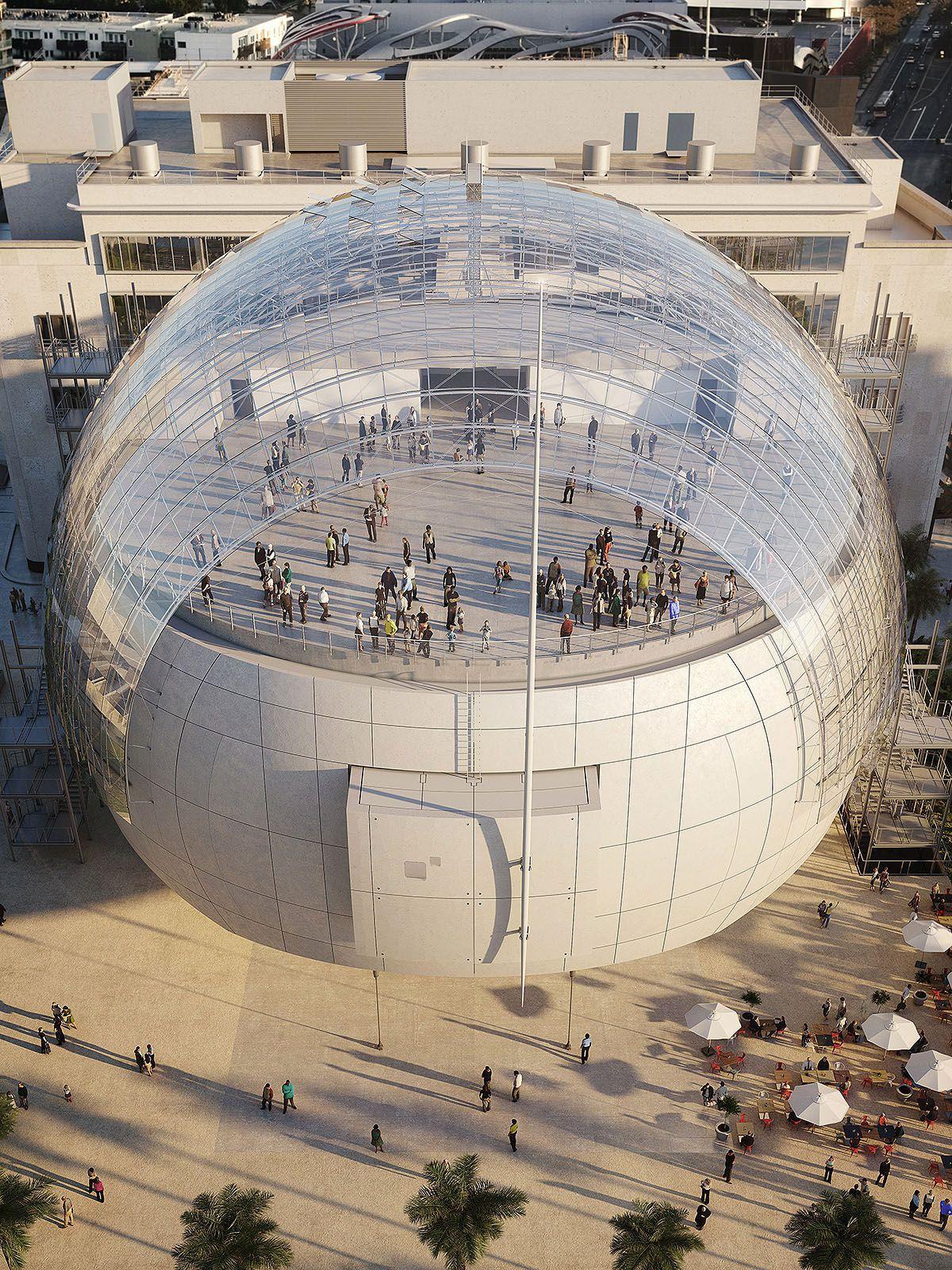 Oscar-Museum wird nach vier Jahren Verzögerung