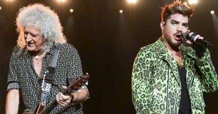 Adam Lambert ist so happy, Freddie Mercury ersetzen zu dürfen