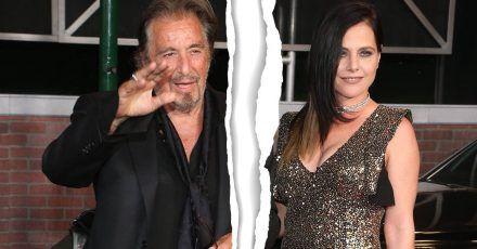 Al Pacino (79): Freundin (40) hat ihn wegen zu großem Altersunterschied verlassen?