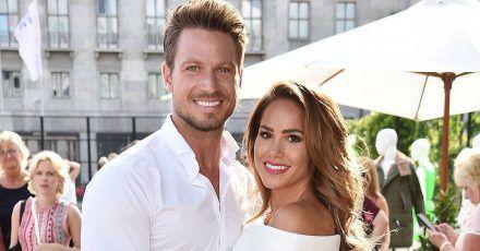 Angelina Heger und Sebastian Pannek: Es wird ein....