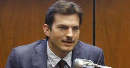 Ashton Kutcher: Immer noch der Stiefpapa von Demi Moores Töchtern