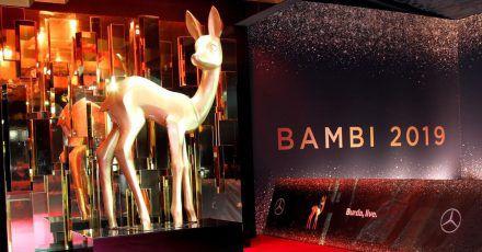 Bambi-Gala: Nach über 25 Jahren ist Schluss