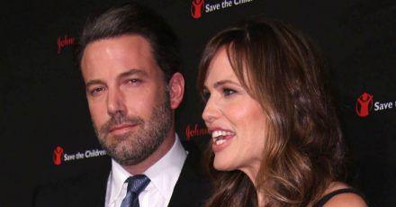 Ben Affleck fühlt sich Jennifer Garner für immer verbunden
