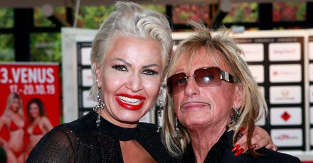 Bert Wollersheim lässt endlich Sophia Vegas Tattoo überstechen