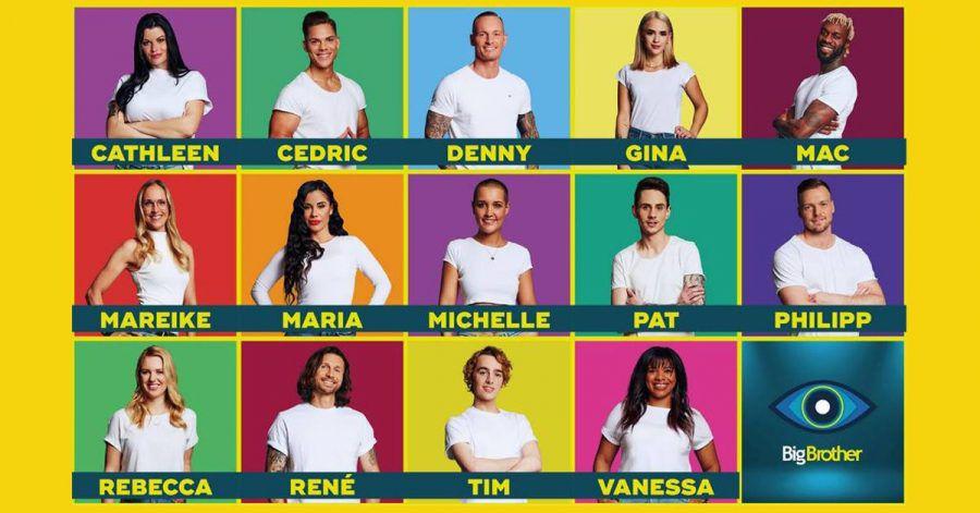 Big Brother 2020: Hier sind die Bewohner der 13. Staffel!