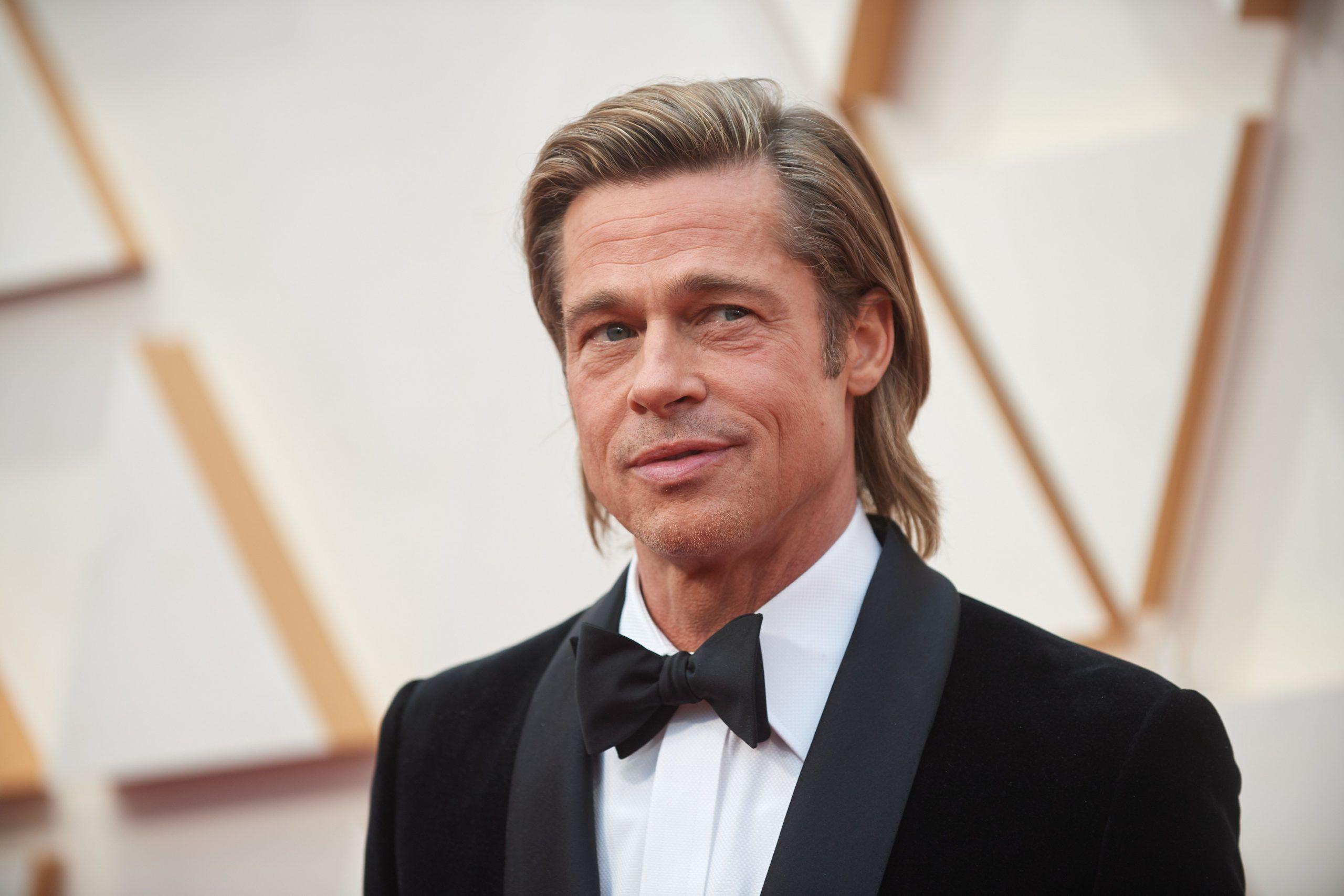 Ellen DeGeneres schwärmt von Brad Pitt's Haaren
