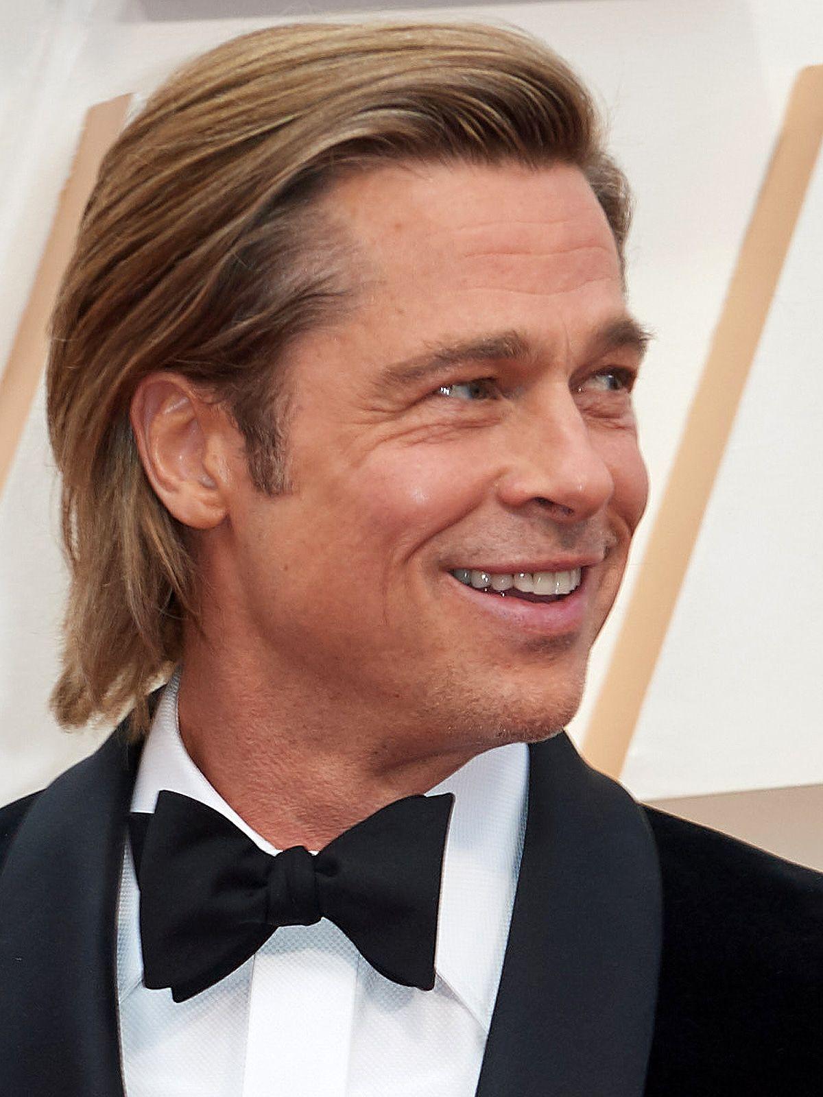 """Ellen DeGeneres schwärmt von Brad Pitts """"unglaublichen Haaren"""""""