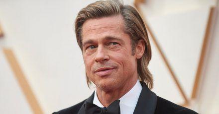 Brad Pitt erstmals mit Schauspiel-Oscar