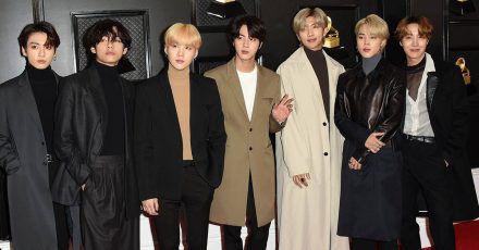 """BTS: Neuer Song """"On"""" bringt TikTok fast zum Absturz"""