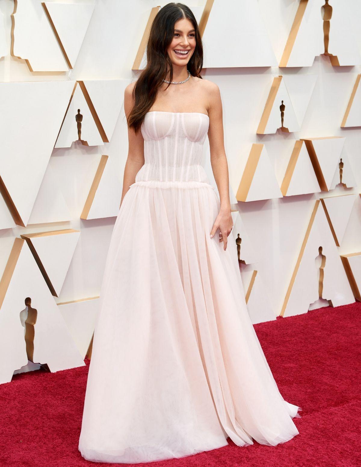Leonardo DiCaprio das erste Mal seit 15 Jahren mit einer Frau bei den Oscars