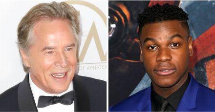 Don Johnson dreht mit John Boyega blutigen Thriller für Netflix