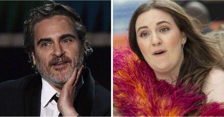 """Lena Dunham: """"Joaquin Phoenix hat mich vegan gemacht"""""""