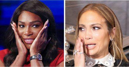"""Serena Williams über Jennifer Lopez: """"Sie ist ein bisschen albern"""""""