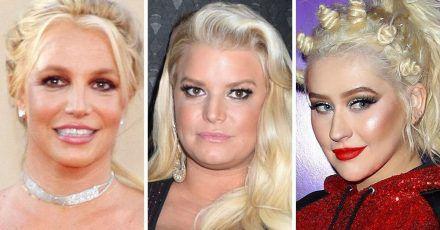 Jessica Simpson: So steht sie zum ständigen Vergleich mit Britney und Christina