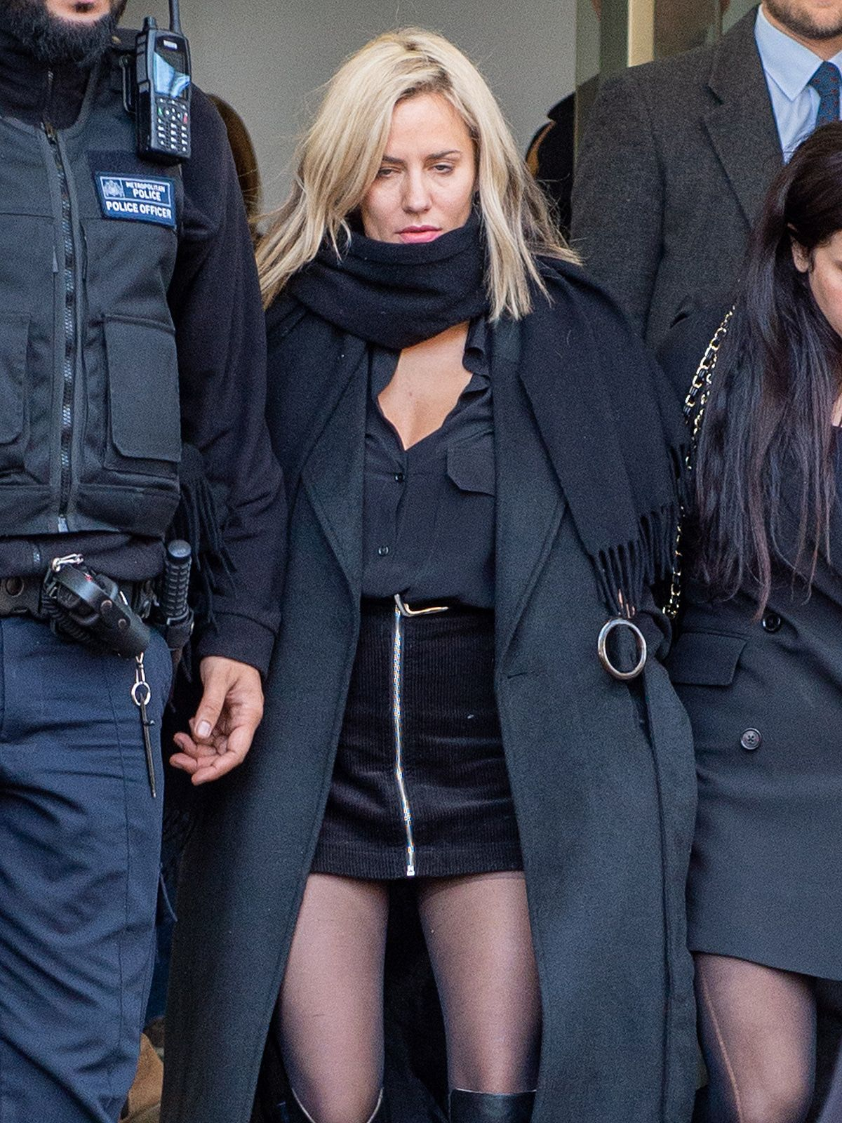 Caroline Flack: Prinz Harrys Ex beging Selbstmord