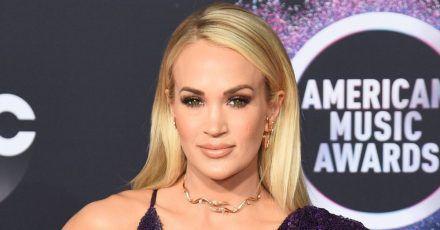 """Carrie Underwood: """"Ich versuche ein bisschen lockerer zu werden"""""""