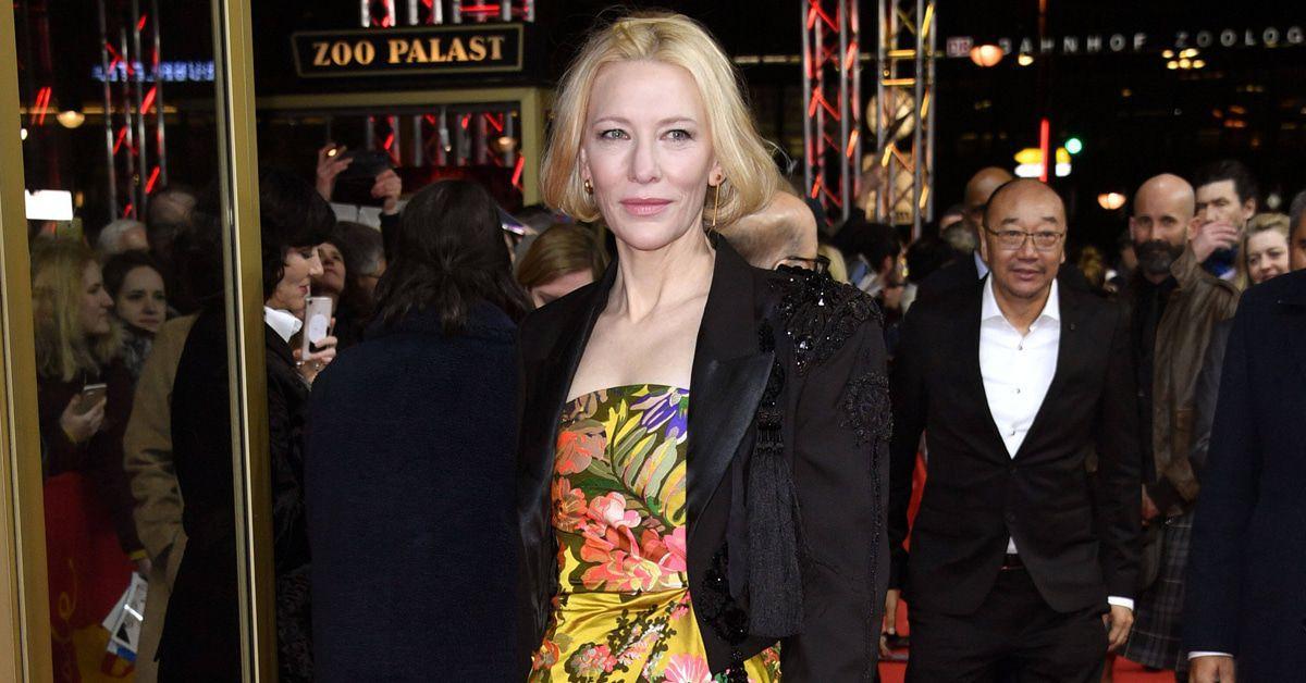 Best Dresses of the Day (863): Cate Blanchett und Elle Fanning - klatsch-tratsch.de