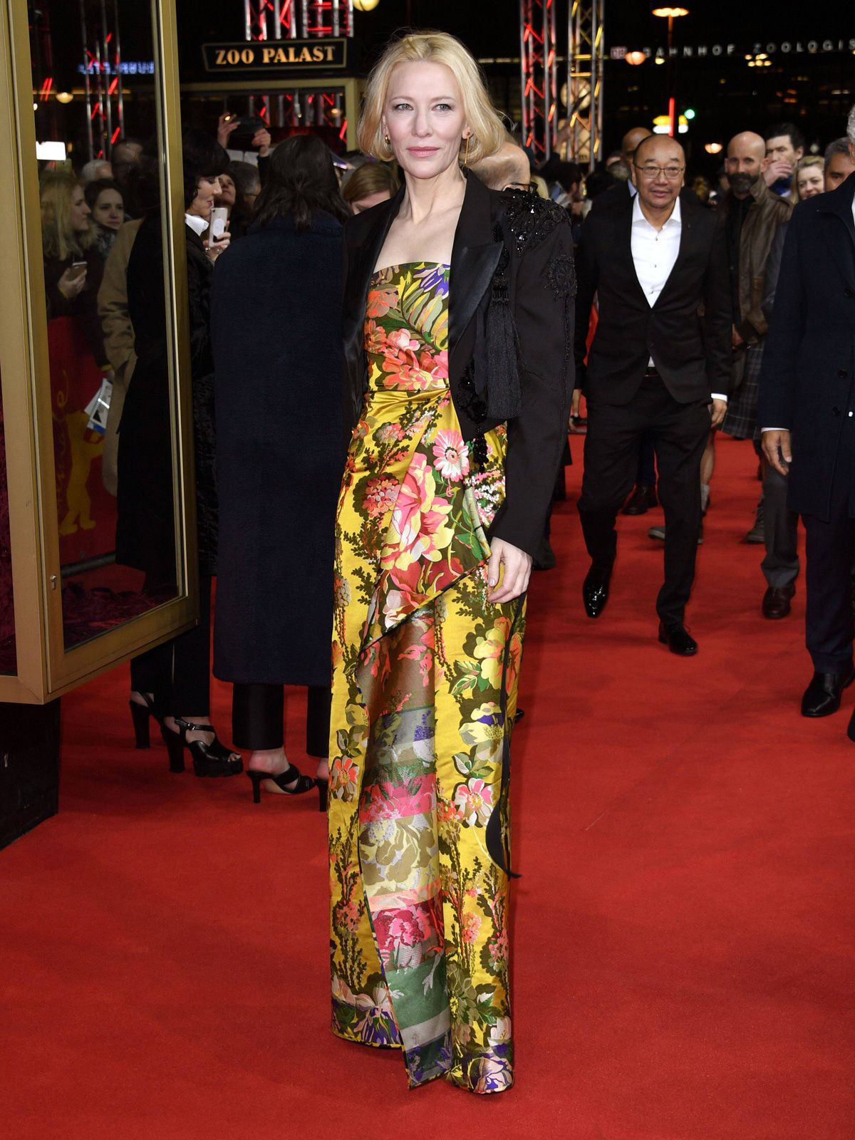 Best Dresses of the Day (863): Cate Blanchett und Elle Fanning