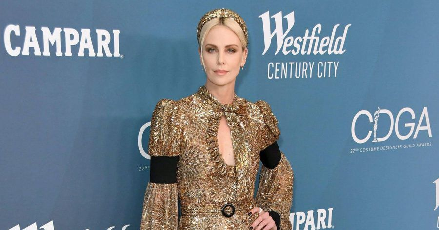 Best Make-up of the Week (29): Glamourlook bei Charlize Theron
