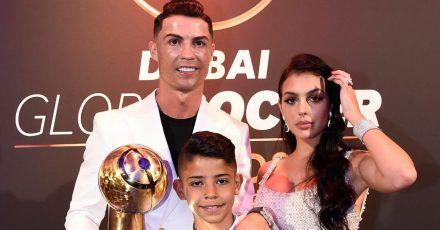 Cristiano Ronaldo Jr. hat jetzt einen Insta-Account