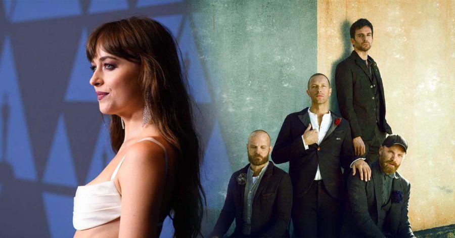 "Coldplay: Dakota Johnson hat das neue Video ""Cry Cry Cry"" gedreht"