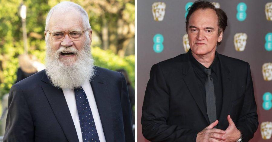 """Quentin Tarantino wollte David Letterman """"zu Tode prügeln"""""""