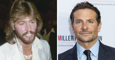 Bradley Cooper: Wird er Barry Gibb in Bee-Gees-Film spielen?