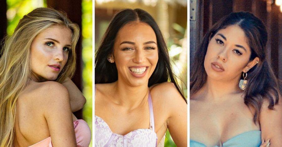 Temptation Island (7): Das sind die Verführerinnen Melissa, Monika & Natascha